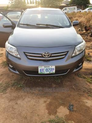 Toyota Corolla 2008 Gray   Cars for sale in Abuja (FCT) State, Kubwa
