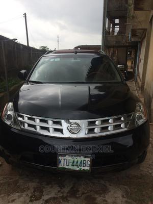 Nissan Murano 2005 Black | Cars for sale in Ogun State, Ijebu Ode