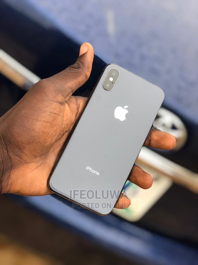 Apple iPhone X 64 GB Black | Mobile Phones for sale in Ibadan, Oyo State, Nigeria