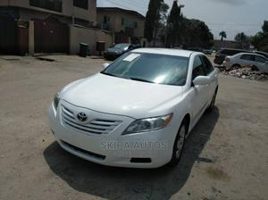 Toyota Camry 2007 White   Cars for sale in Lagos State, Gbagada