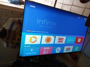 Infinix 55 Inches Smart Tv   TV & DVD Equipment for sale in Lagos State, Ajah