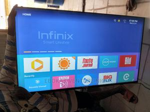 Infinix 55 Inches Smart Tv 138.8cm   TV & DVD Equipment for sale in Lagos State, Alimosho