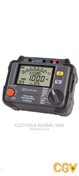 Kyoritsu 3125A Digital High Voltage 5 Kv   Measuring & Layout Tools for sale in Lagos State, Ikeja