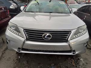 Lexus RX 2013 350 AWD Silver | Cars for sale in Lagos State, Apapa