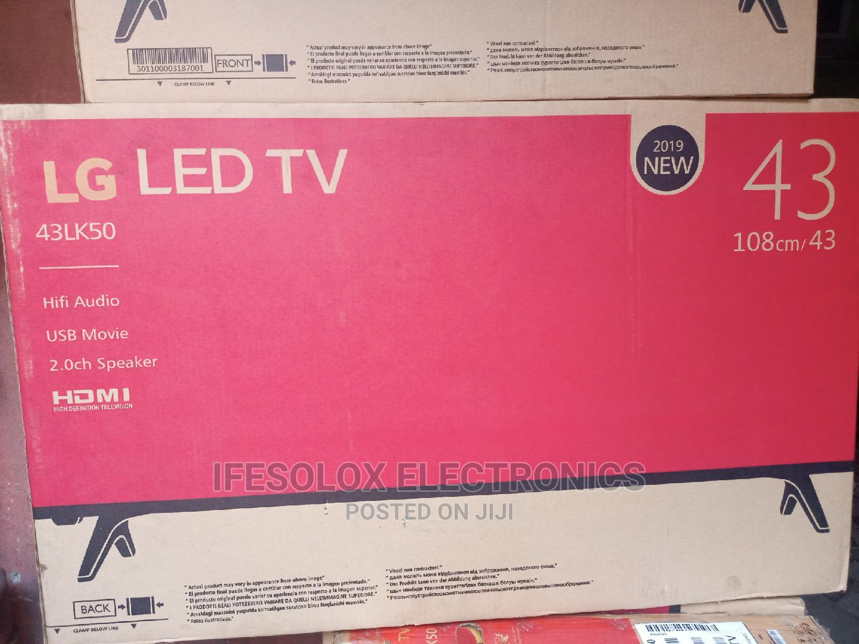 43 Inch LG Full HD LED TV (43LK50) - Brand New