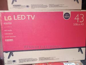 43 Inch LG Full HD LED TV (43LK50) - Brand New | TV & DVD Equipment for sale in Rivers State, Port-Harcourt