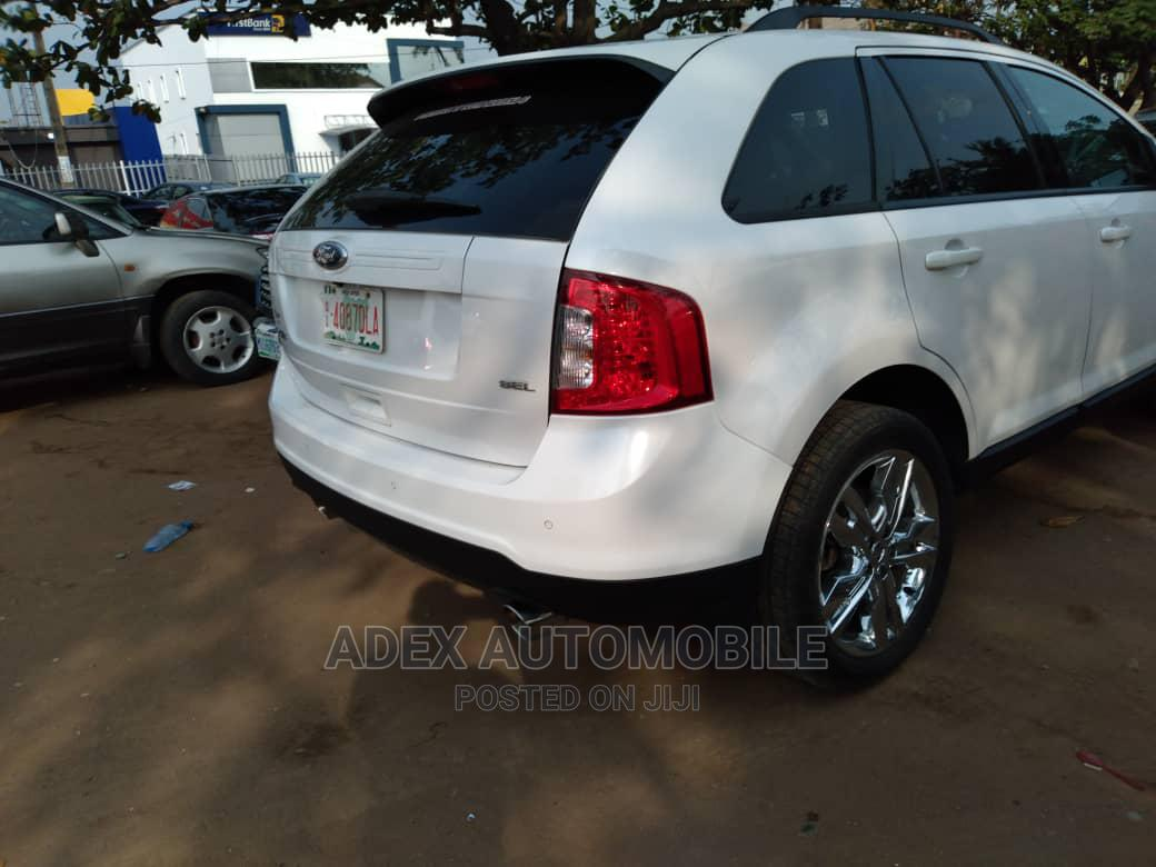 Ford Edge 2014 White | Cars for sale in Magodo, Lagos State, Nigeria