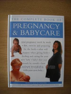 The Complete Book of Pregnancy Babycare | Books & Games for sale in Lagos State, Surulere