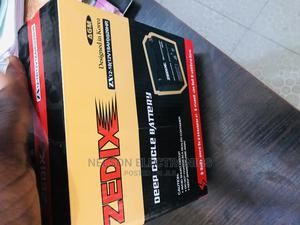 Zedix Solar Rechargeable Battery and Ups 12v 18ahs | Solar Energy for sale in Lagos State, Ikeja