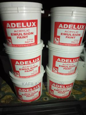 Adelux Paints   Building Materials for sale in Lagos State, Lagos Island (Eko)