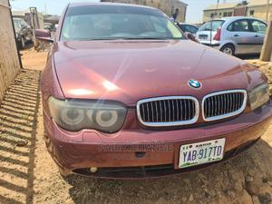 BMW 7 Series 2005 Red | Cars for sale in Kaduna State, Kaduna / Kaduna State