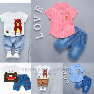 Boy Relaxing 2piece Set | Children's Clothing for sale in Lagos State, Alimosho