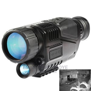 5 X 40 Day And Night Vision Binocular Powerful Heavy Duty | Camping Gear for sale in Lagos State, Ikeja