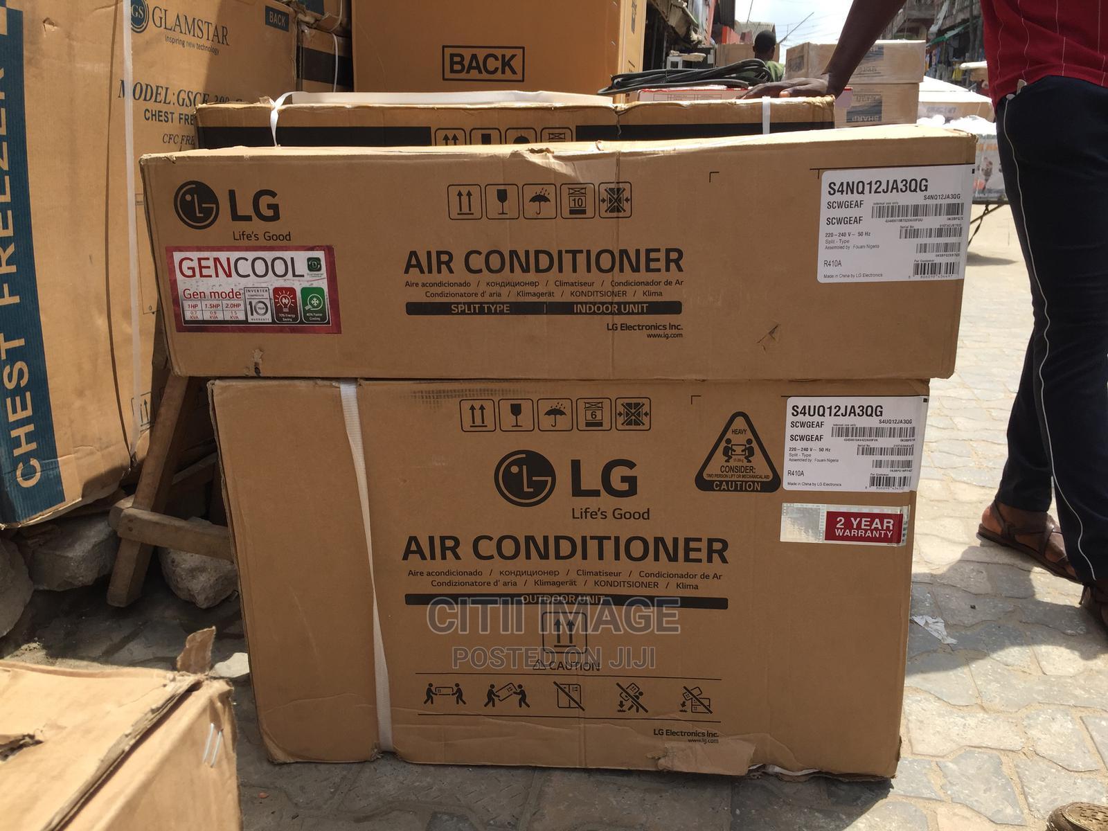 LG Gencool 1.5hp Air Conditioner