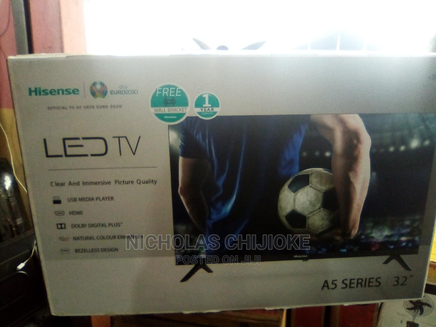 Hisense TV Set 32 Inches LED | TV & DVD Equipment for sale in Ikwerre, Rivers State, Nigeria