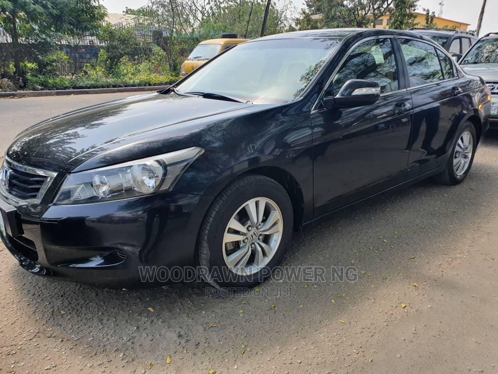 New Honda Accord 2011 Sedan LX Black
