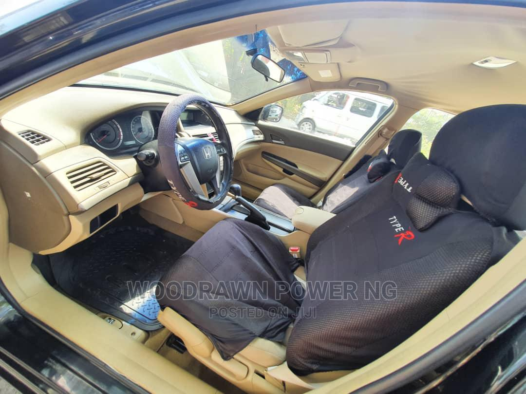New Honda Accord 2011 Sedan LX Black   Cars for sale in Epe, Lagos State, Nigeria