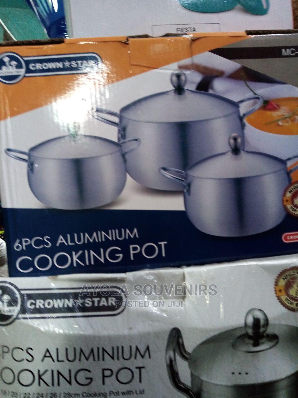 3pcs Non Stick Pot