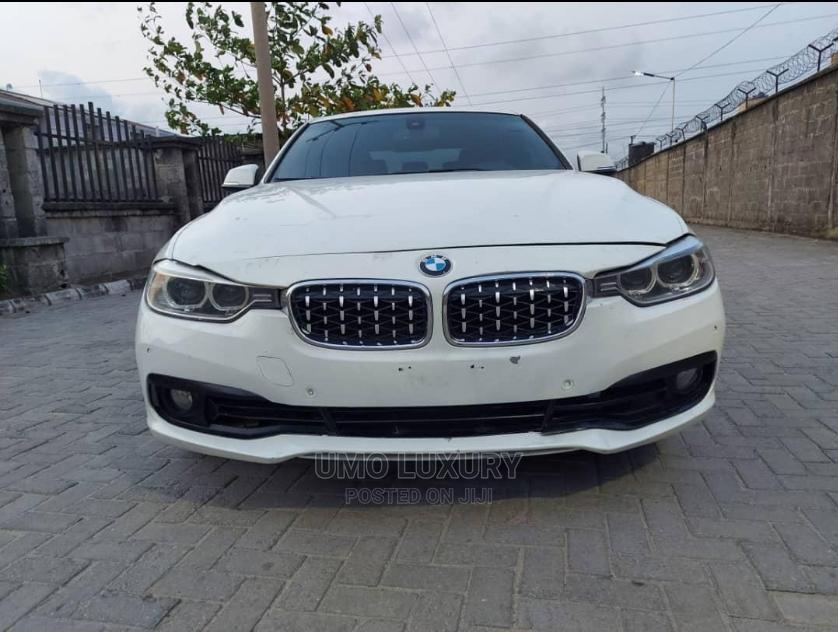 Archive: BMW 328i 2016 White
