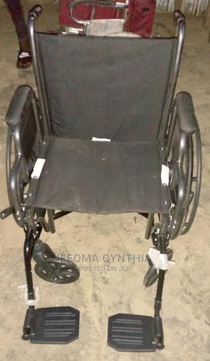 Wheel Chair | Medical Supplies & Equipment for sale in Lagos State, Mushin