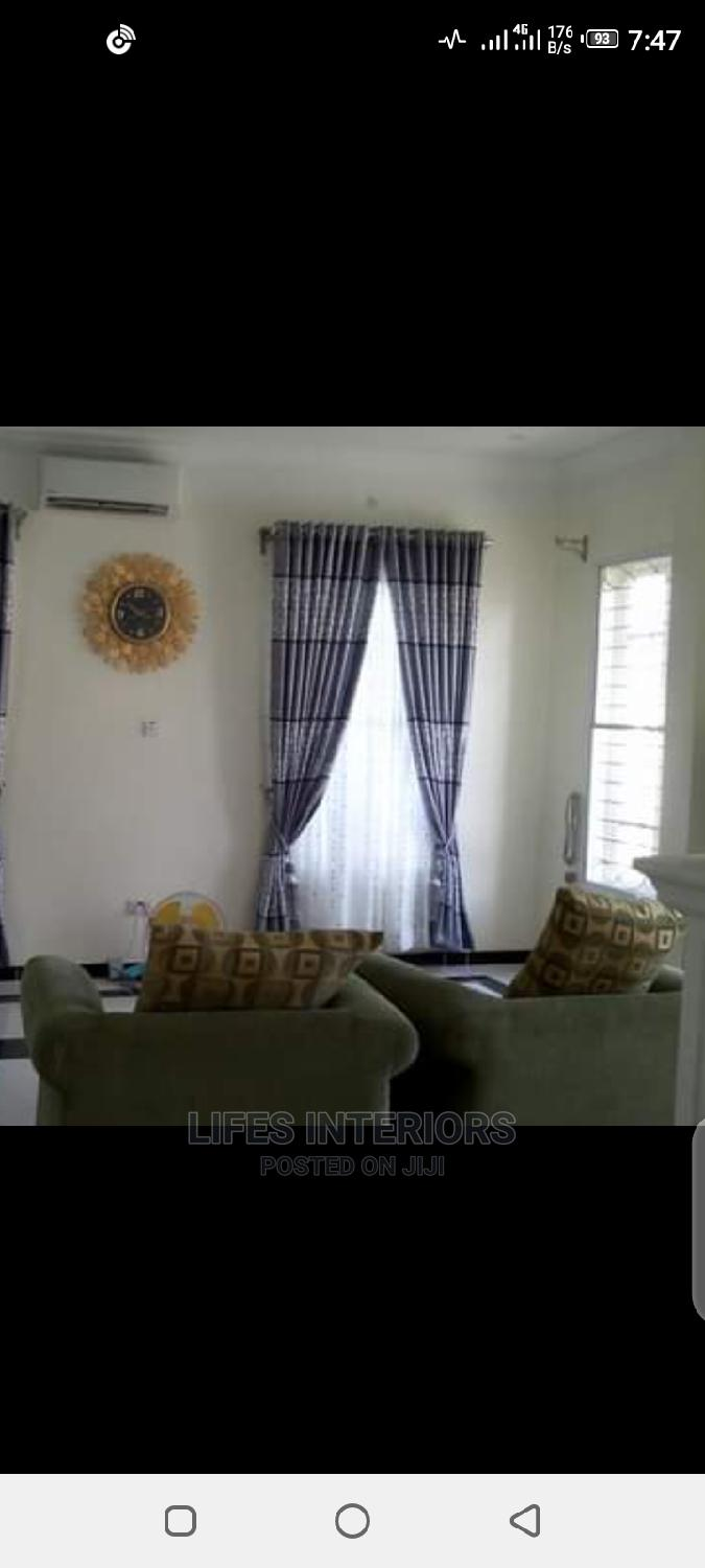 Quality and Beautiful Curtains Available | Home Accessories for sale in Lekki, Lagos State, Nigeria