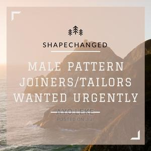 Tailors / Pattern Joiners wanted | Other Jobs for sale in Lagos State, Agboyi/Ketu
