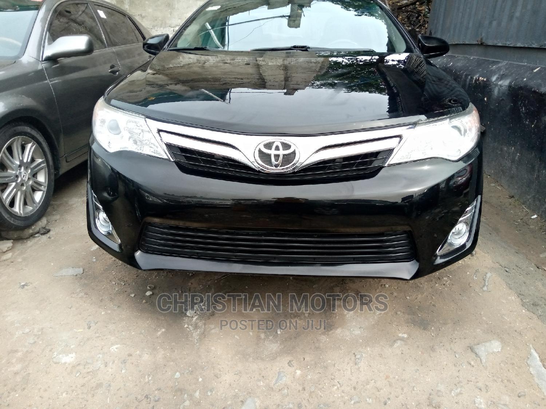 Toyota Camry 2014 Black