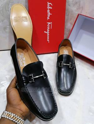 Salvatore Ferragamo Leather Loafers 46 | Shoes for sale in Lagos State, Lagos Island (Eko)
