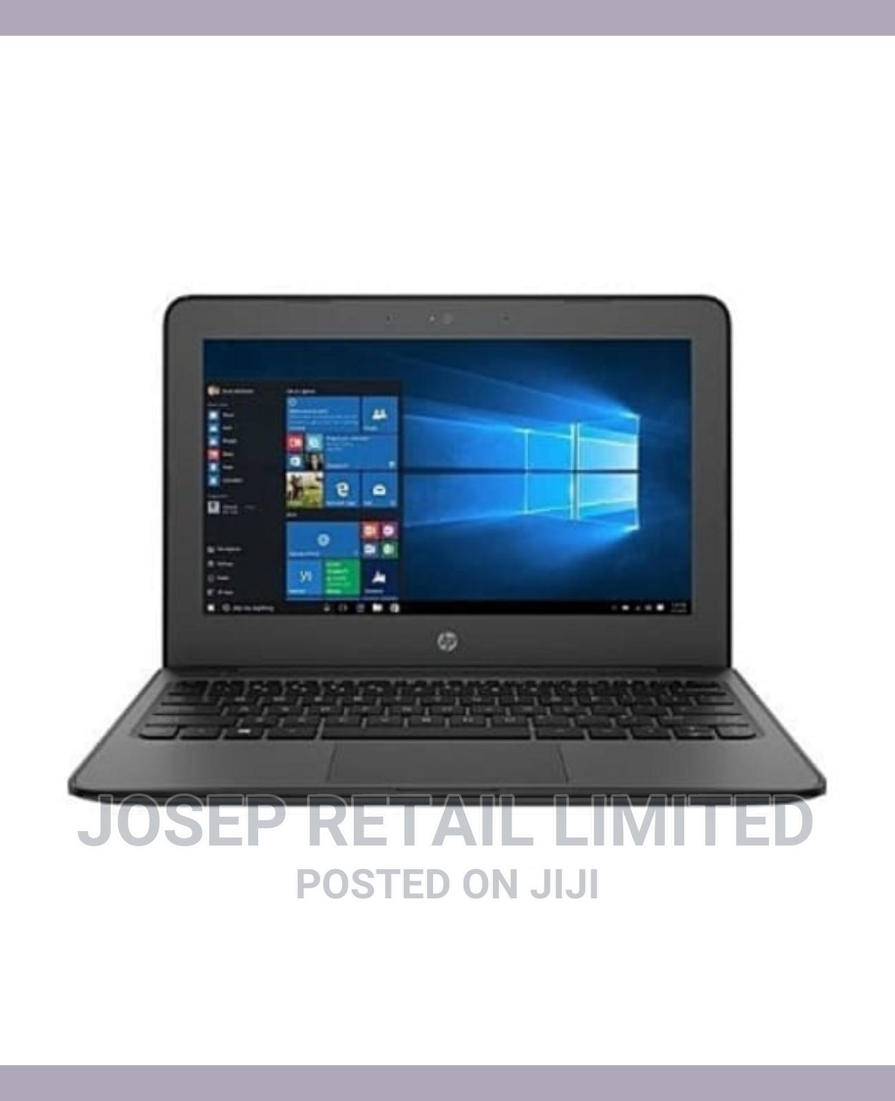 New Laptop HP Stream 11 4GB Intel Celeron SSD 60GB