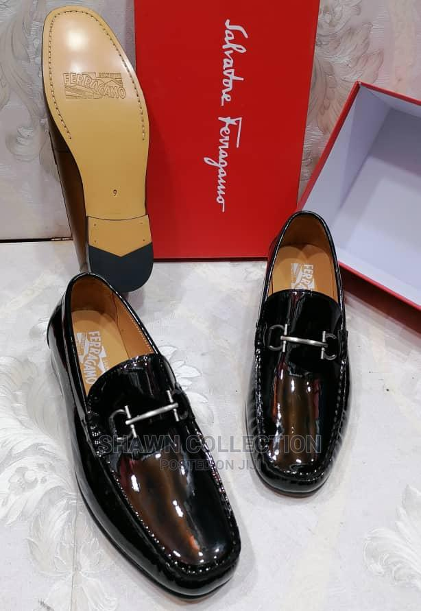 Salvatore Ferragamo Leather Loafers | Shoes for sale in Lagos Island (Eko), Lagos State, Nigeria