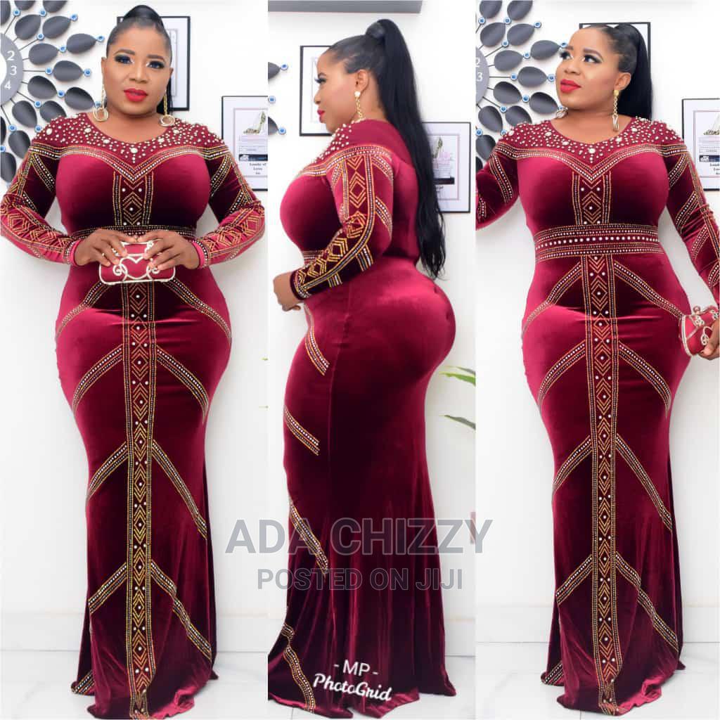New Quality Turkey Female Long Dress