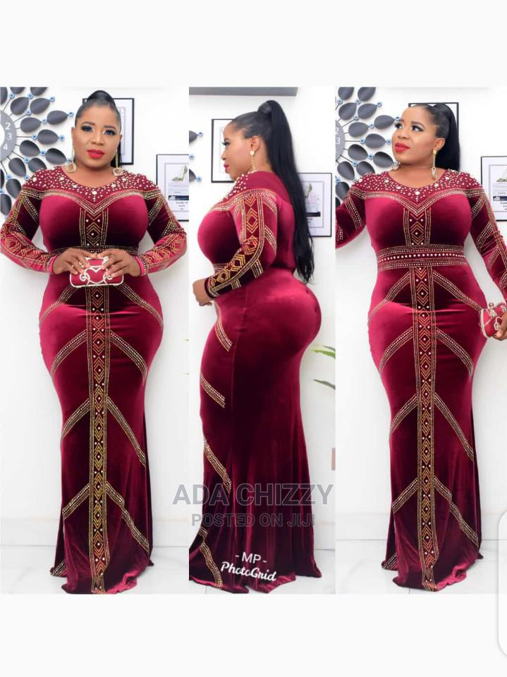 New Quality Turkey Female Long Dress | Clothing for sale in Surulere, Lagos State, Nigeria