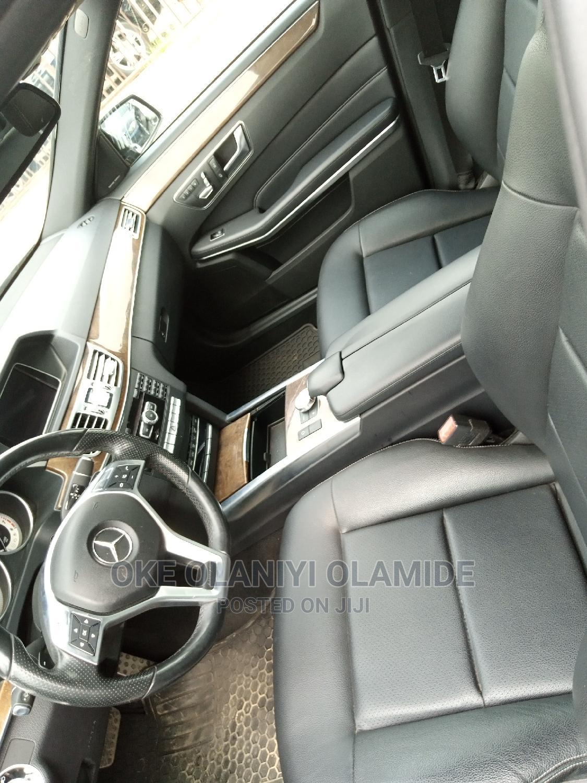 Mercedes-Benz E350 2015 Black | Cars for sale in Garki 1, Abuja (FCT) State, Nigeria
