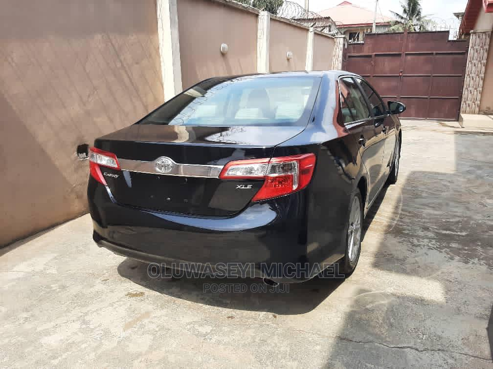 Toyota Camry 2013 Black   Cars for sale in Ikeja, Lagos State, Nigeria