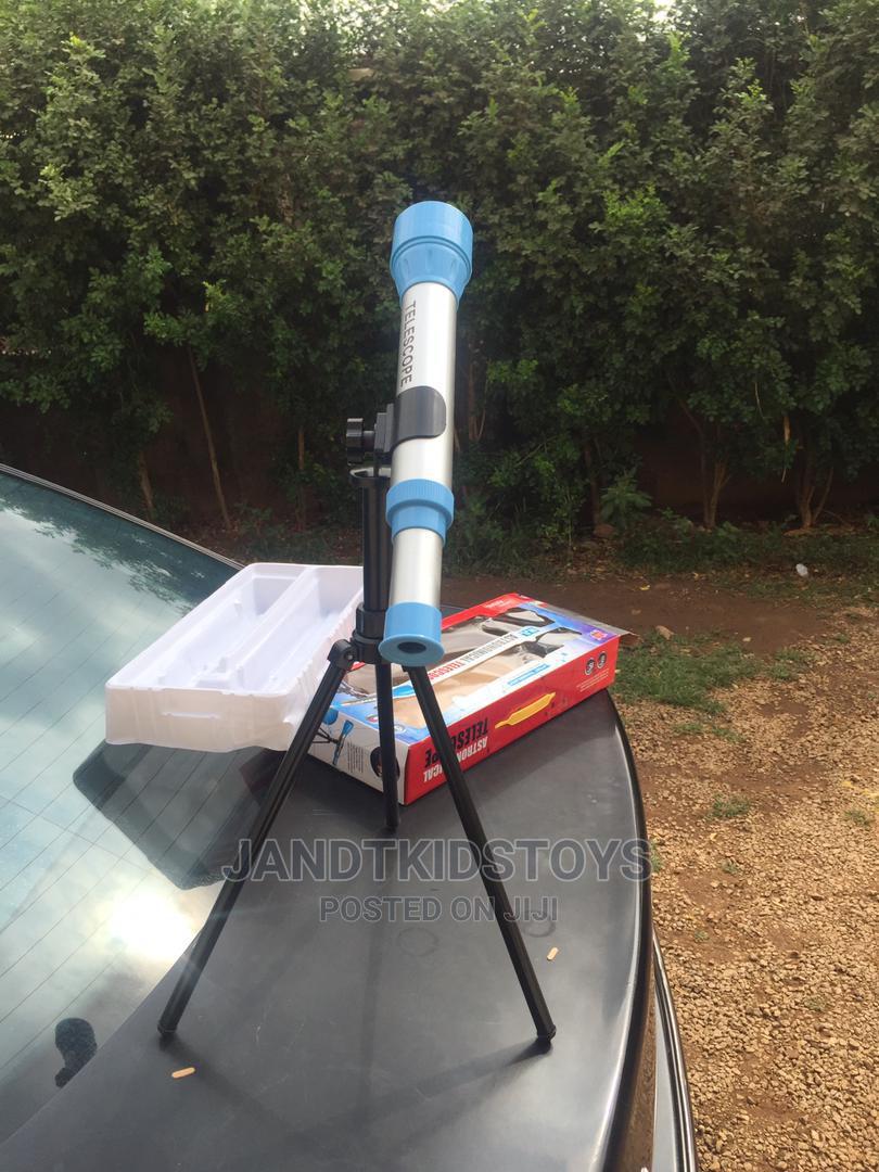 Children Telescope Astronomy Science Education Toy Set