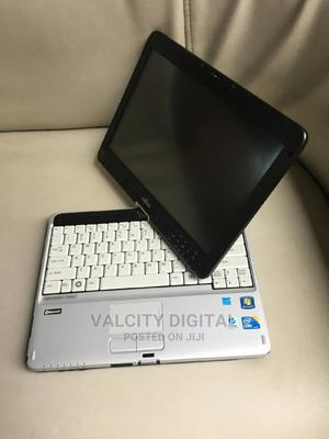 Laptop Fujitsu Lifebook T730 4GB Intel Core I5 HDD 320GB   Laptops & Computers for sale in Lagos State, Ikeja