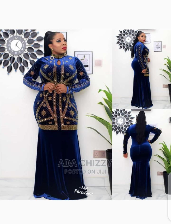 New Quality Turkey Female Long Gown   Clothing for sale in Surulere, Lagos State, Nigeria
