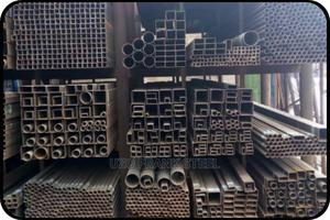 Squared Pipes and Round Pipes, | Building Materials for sale in Lagos State, Ikeja