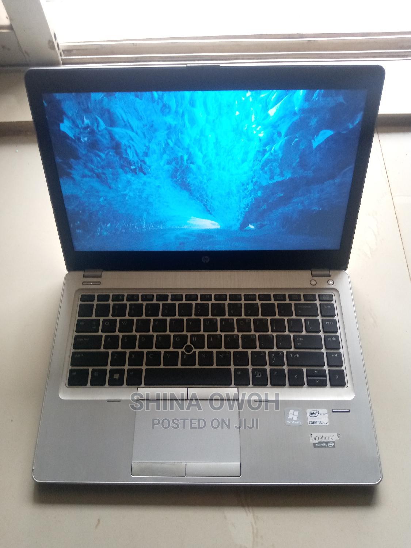 Archive: Laptop HP EliteBook Folio 8GB Intel Core I5 SSD 500GB