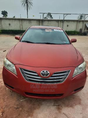 Toyota Camry 2007 2.3 Hybrid Red   Cars for sale in Lagos State, Ojodu