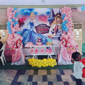 Prince Cake Backdrop | Party, Catering & Event Services for sale in Lagos State, Surulere