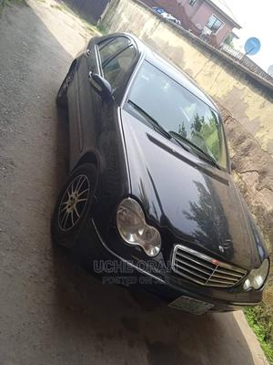 Mercedes-Benz C240 2002 Black   Cars for sale in Abuja (FCT) State, Wuse 2