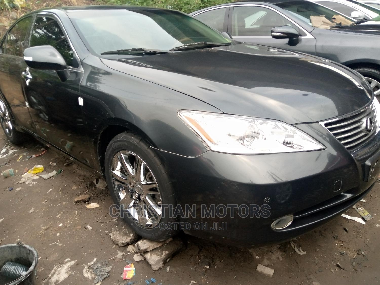 Lexus ES 2009 350 Gray | Cars for sale in Apapa, Lagos State, Nigeria