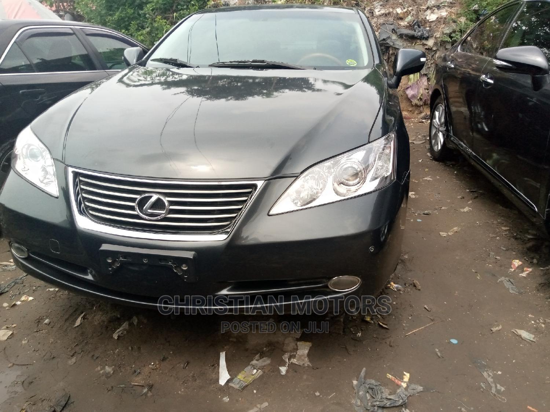 Lexus ES 2009 350 Gray