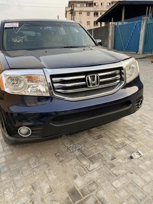 Honda Pilot 2012 Blue   Cars for sale in Lagos State, Ajah