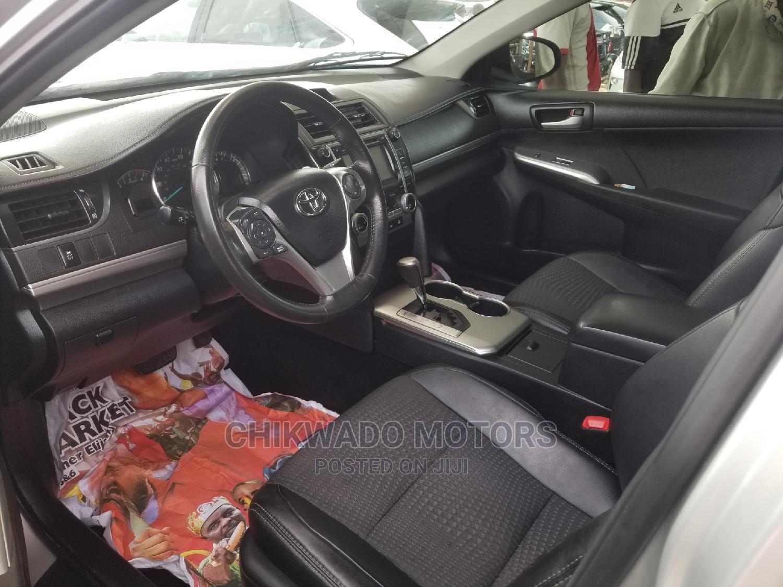Toyota Camry 2013 Silver | Cars for sale in Amuwo-Odofin, Lagos State, Nigeria