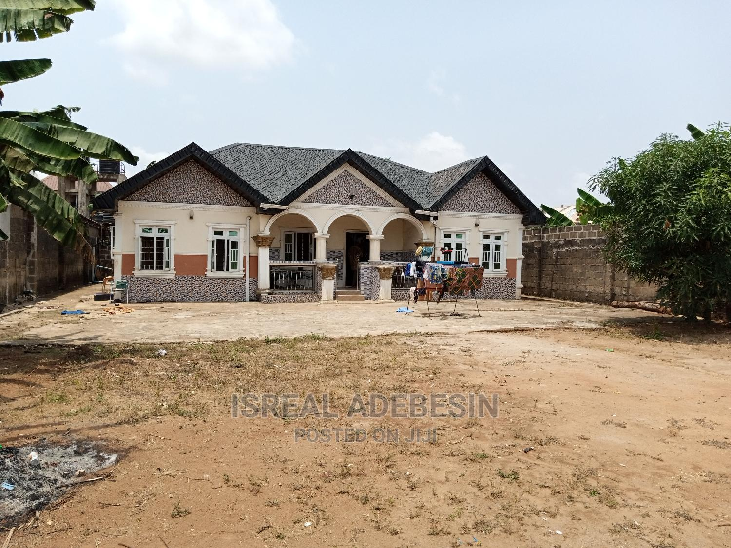 Executive 4bedroom Flat on a Full Plot of Land for Sale | Houses & Apartments For Sale for sale in Ayobo, Ipaja, Nigeria