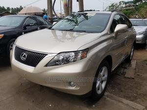 Lexus RX 2011 350 Gold | Cars for sale in Lagos State, Amuwo-Odofin