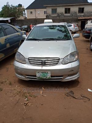 Toyota Corolla 2004 1.4 Silver   Cars for sale in Ogun State, Ijebu Ode