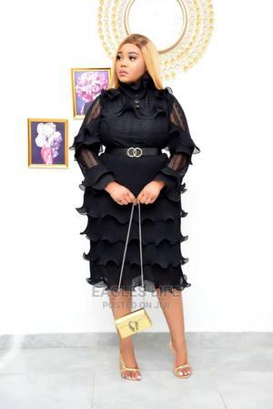 New Female Qaulity Turkey Black Gown   Clothing for sale in Lagos State, Lagos Island (Eko)